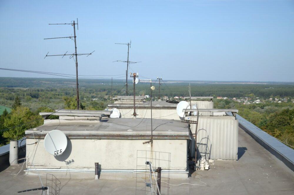 Antenne-réception TV