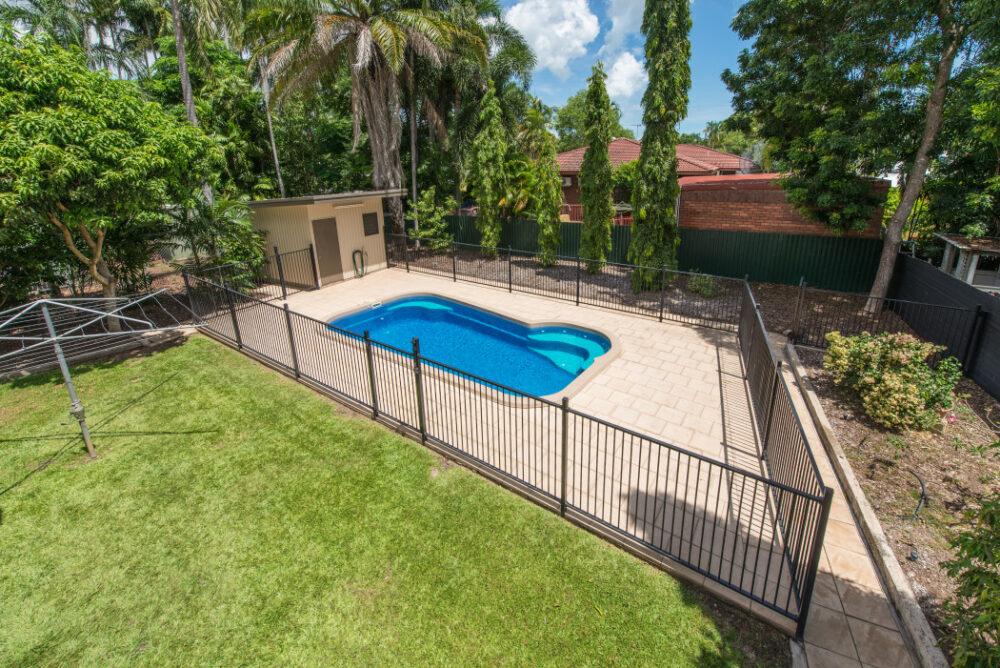 Barrière pour piscine