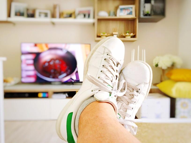 Chaussure à la maison