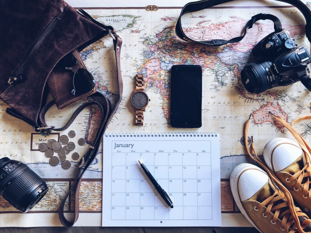 Planning-voyage