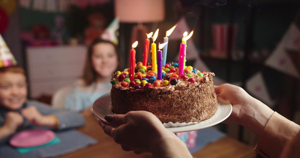 livraison de gâteau